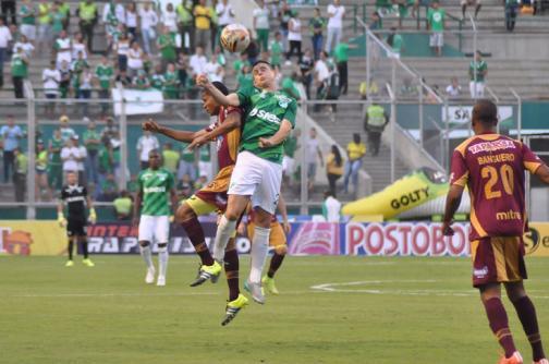 Las mejores postales del empate entre Deportivo Cali y Tolima en la Liga Águila
