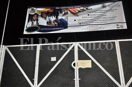 """Directivas de colegio en Granada indicaron que ruido por obras """"no se repetirá"""""""