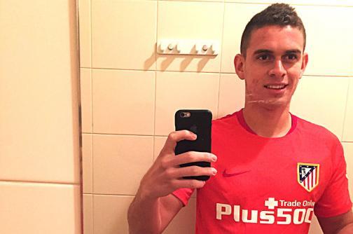 """""""Di un paso grande al firmar con el Atlético de Madrid"""": Santos Borré"""