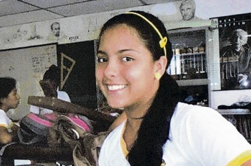 Cae presunto autor de muerte de Lizeth Dayana Castillo