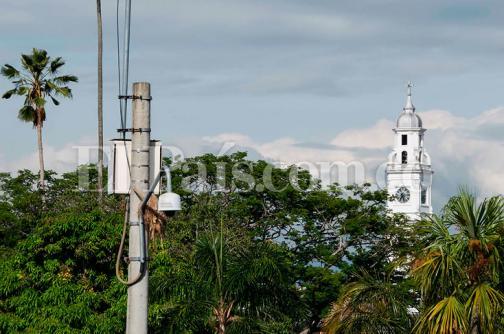 Instalarán 10 nuevas cámaras de seguridad en Cartago