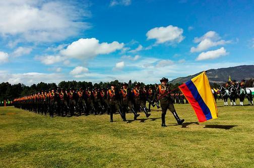 Seguridad en Colombia será reforzada por 3336 policías