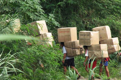 Contrabando en  la frontera con Venezuela, el otro dolor de cabeza de la crisis