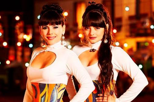 Esta noche se estrena la telenovela inspirada en la vida de Las Hermanitas Calle