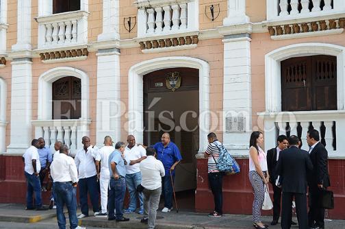 Mañana se imputarán cargos al Alcalde de Buenaventura por caso de corrupción