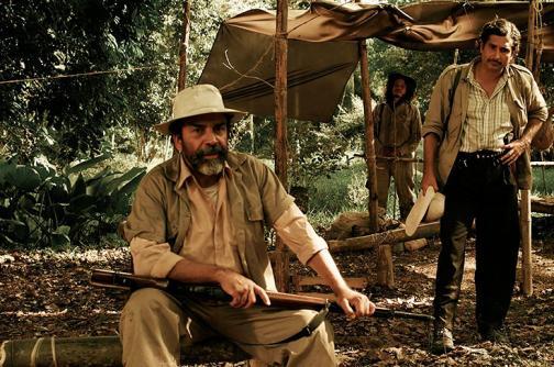 La película La Sargento Matacho ya recibe premios