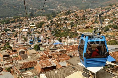 Alcalde descarta construcción del MÍO Cable hasta el cerro de Cristo Rey