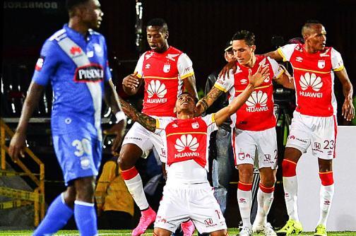Santa Fe ya está en los cuartos de final de la Copa Sudamericana
