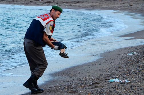 Y después de la foto del niño sirio, ¿cambiará el panorama de los inmigrantes?