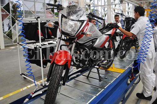 Planta de Hero Motocorp en el Cauca agita la competencia en el sector de motocicletas