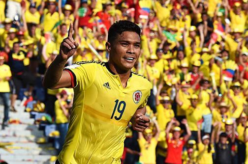 Minuto a minuto: Colombia venció 2-0 a Perú con goles de 'Teo' y Cardona