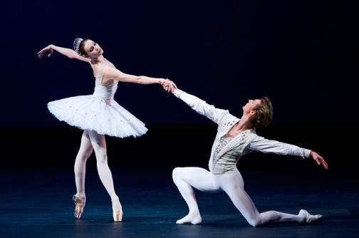 Obra 'Jewels', interpretada por el Ballet Bolshoi, llega a los cines colombianos
