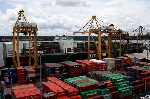 Exportaciones disminuyeron 41% en agosto, según el Dane