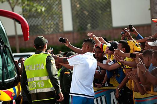La pasión por la selección Colombia sigue intacta