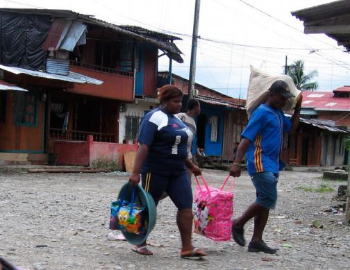 En dos años hubo más de doce mil desplazados en Buenaventura