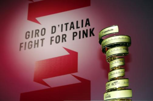 Presentado el Giro de Italia 2016