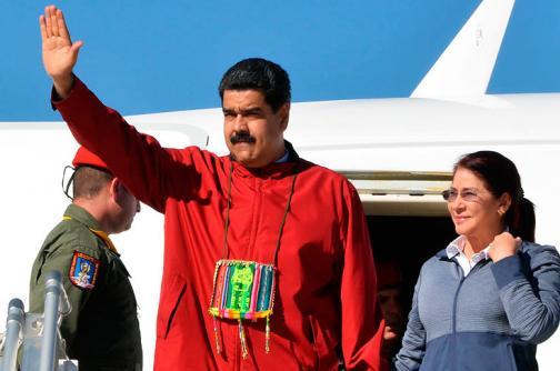 Maduro dice que la frontera seguirá cerrada hasta lograr paz