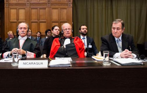 Nicaragua criticó que Colombia oferte bloques petroleros en zonas en disputa