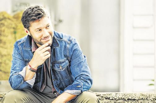 Diego Torres y su nuevo disco 'Buena Vida'