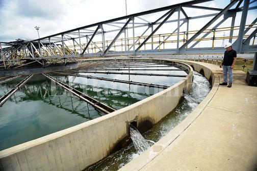 Servicio de agua ya se restableció en Cali