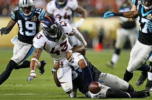 Así se vivió el título de los Broncos en el Super Bowl 50