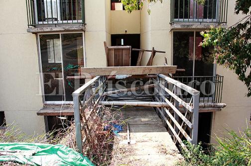 En fotos: así están las viviendas sociales de Altos de Santa Elena