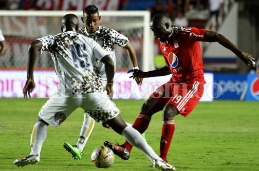 Imágenes: así se vivió la goleada del América de Cali sobre Atlético FC