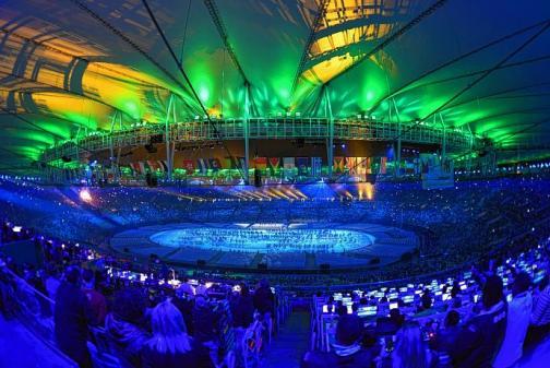 Las mejores postales del colorido carnaval de los Juegos Olímpicos Río 2016