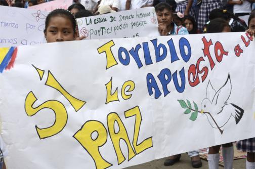 En imágenes: el Cauca se vistió de fiesta para la firma de la paz