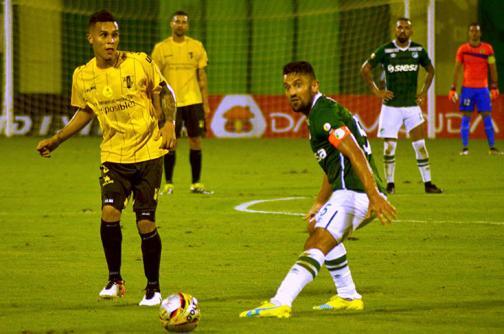 En imágenes, la derrota del Deportivo Cali ante Alianza Petrolera