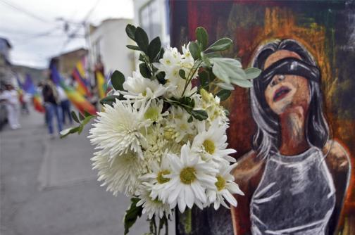 En imágenes: el último adiós a Dora Lilia, la víctima de atroz ataque en Buga