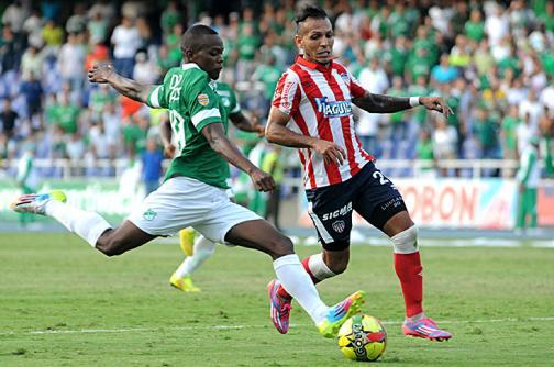 Imágenes: así fue la victoria del Deportivo Cali sobre Atlético Junior