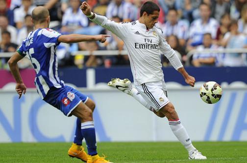 Deportivo La Coruña vs. Real Madrid en la Lente