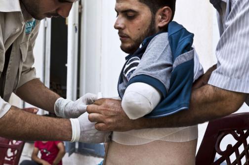 Fotos: las heridas que dejó Israel en Gaza