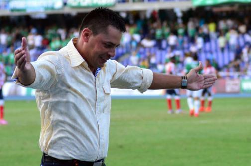 """""""Ante Junior, el Deportivo Cali nunca perdió la fe"""": Héctor Cárdenas"""