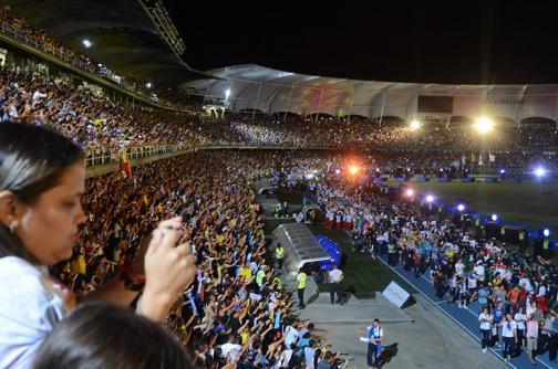 Cali despidió a lo grande unos Juegos Mundiales que marcarán la historia deportiva de la ciudad - elpais.com.co