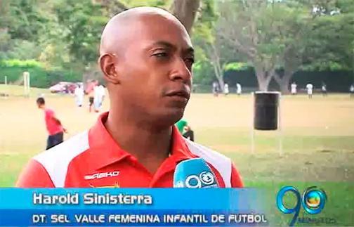 Selección Valle Infantil Femenina se prepara para el Nacional en Villavicencio