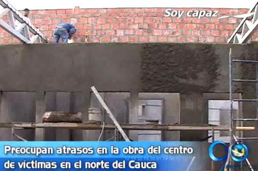 Preocupación por atrasos en construcción de Centro de Víctimas en Santander de Quilichao
