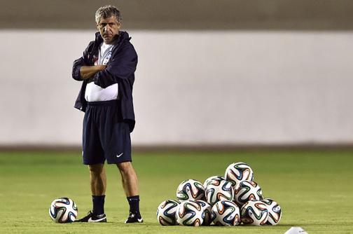 Fernando Santos, nuevo entrenador de la selección Portugal
