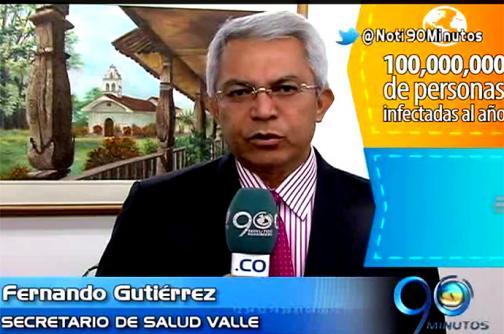 Campaña de prevención contra el virus Chicunguña