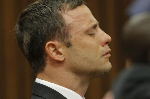 Óscar Pistorius pagará cinco años de prisión por matar a su novia