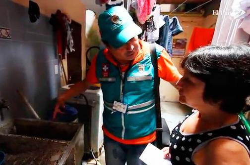 Video: combata el chikungunya desde su casa, le decimos cómo