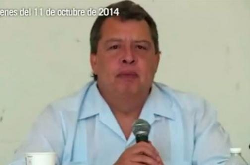 Por la desaparición de los estudiantes mexicanos, renuncia el gobernador de Guerrero