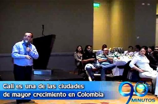 Cali es una de las ciudades de mayor crecimiento en Colombia