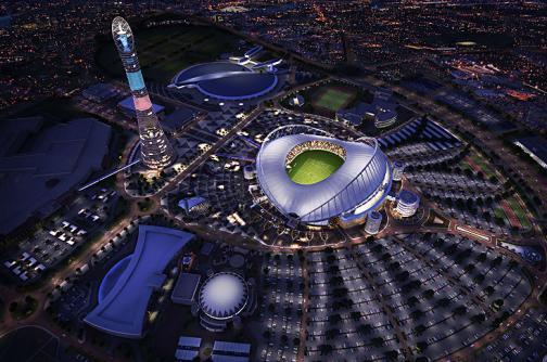 Así será el tercer estadio de Catar 2022
