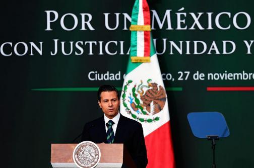 Video: Municipalidades rechazarían propuesta de Peña Nieto de reformar Policía