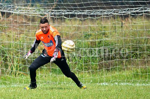 Santiago Castaño, el arquero 'gringo' en la Colombia Sub-20