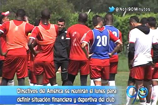 Junta directiva del América de Cali se reúne para analizar futuro del club