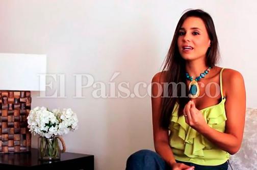 """""""Paulina cautivó con su carisma y su propiedad escenica"""": Catherine Daza Manchola"""