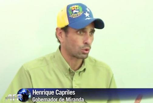 En vídeo: oposición venezolana preocupada por elecciones de fin de año